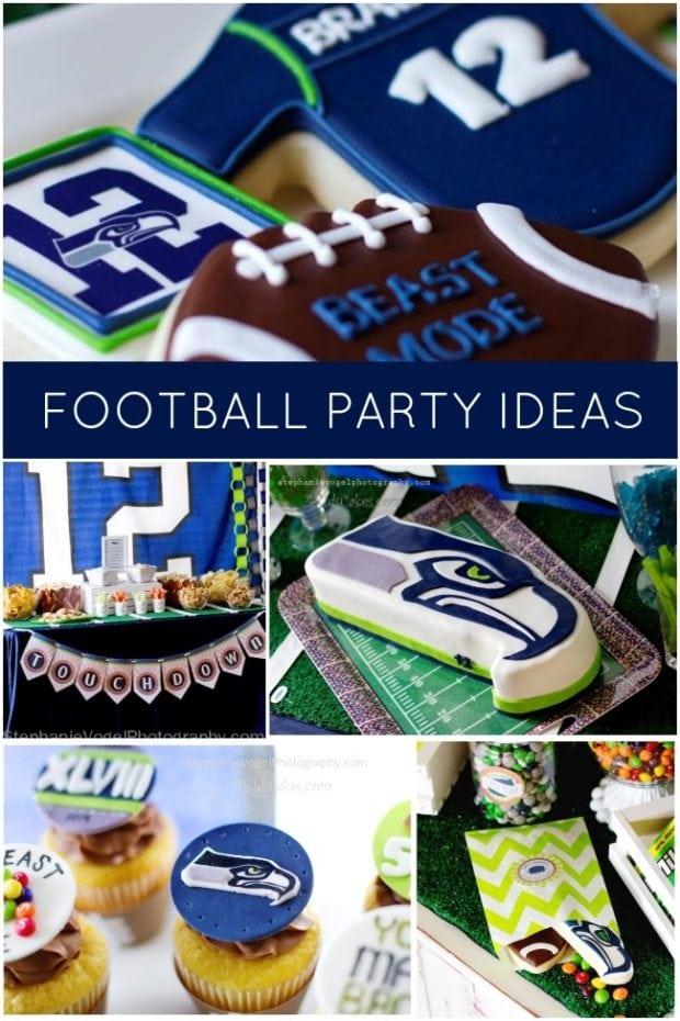 Cake Th Football Fan