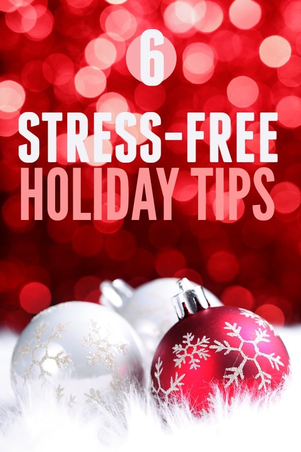 6 Stress Free Holiday Tips Simplyhealthy Spaceships And