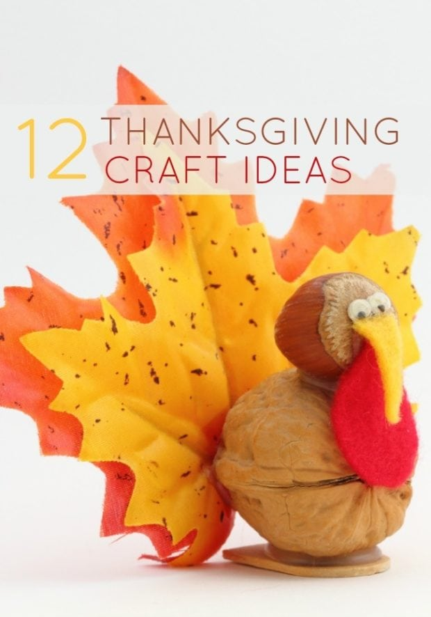 12 Thanksgiving Craft Ideas For Kids Spaceships And Laser Beams