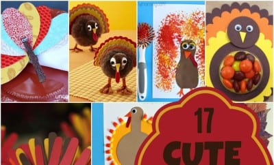 17 cute thanksgiving crafts for kids spaceships and laser beams
