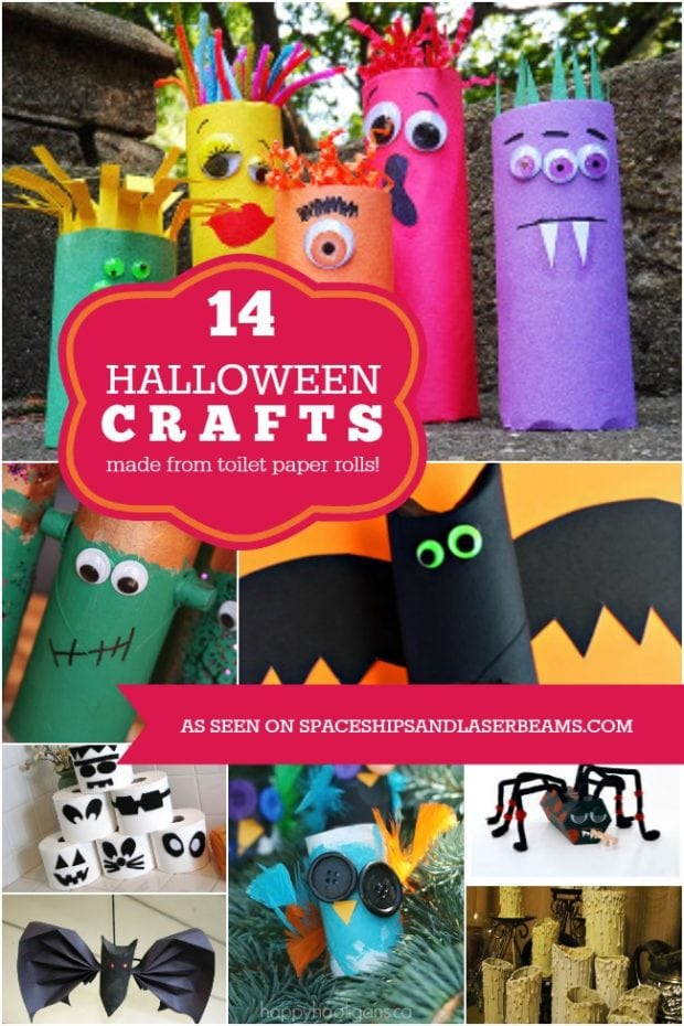 Halloween Cardboard Decorations