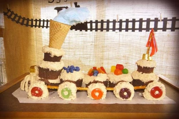Train Birthday Party Food Ideas