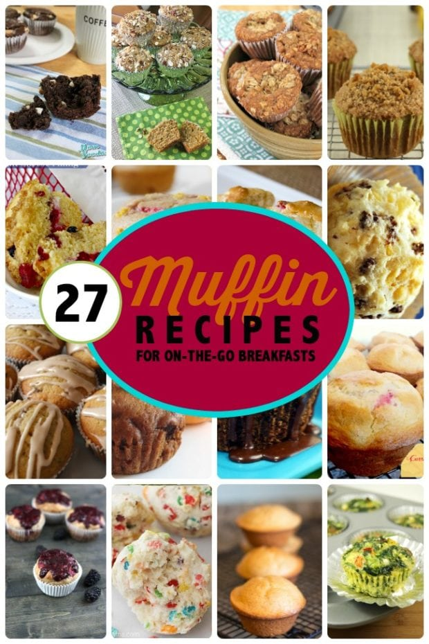 Unique Muffin Recipes