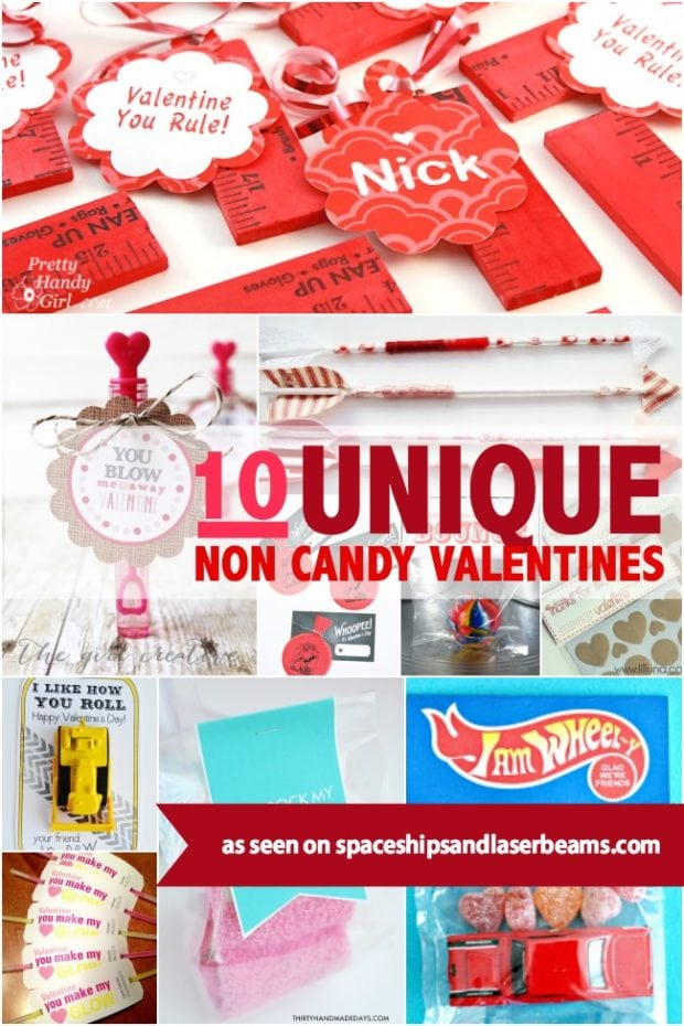 Unique Non candy valentine