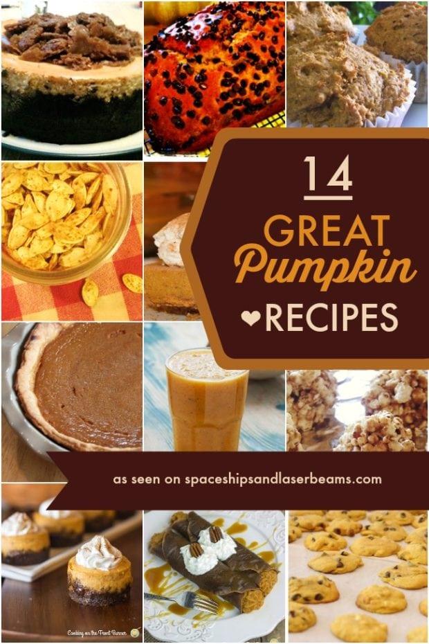 Unique Pumpkin Recipe
