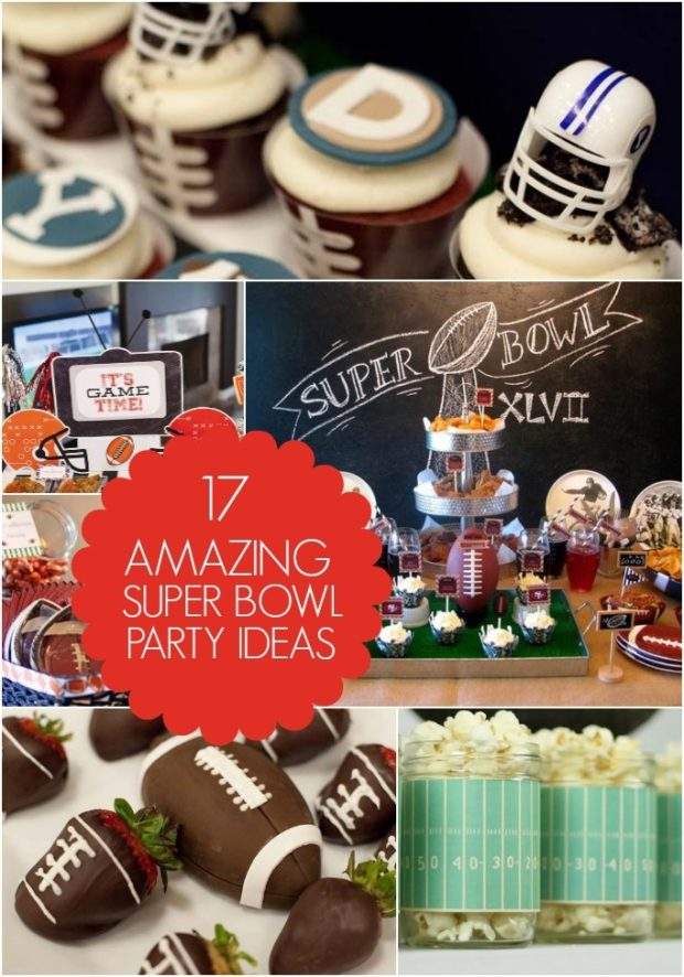 17 amazing super bowl party decorating ideas spaceships. Black Bedroom Furniture Sets. Home Design Ideas