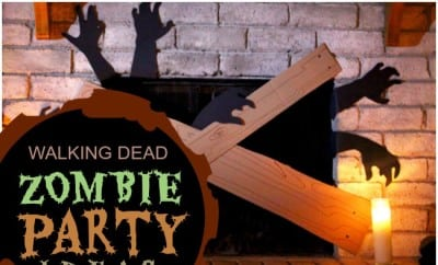 12 walking dead inspired zombie party ideas spaceships and laser beams solutioingenieria Gallery