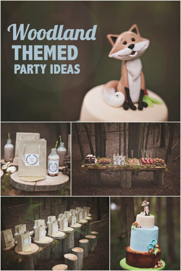 Baby shower for boy decorations ideas