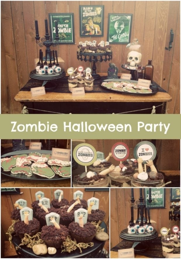 A zombie themed party could be ideal for you, especially for Halloween. With some ideas for food and decoration, the party organization could be easier than you think. With only two weeks to go until Halloween, are you all organised for parties you may be holding?