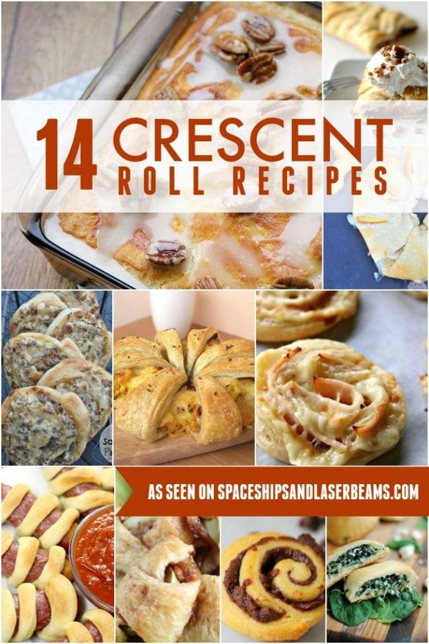 14 Crescent Roll Recipes