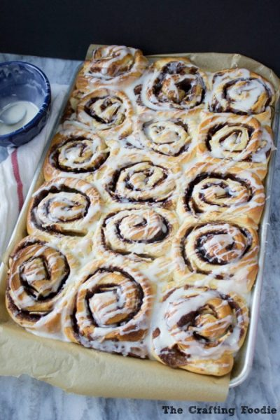 Amazing Apple Cinnamon Rolls - This is a great recipe!