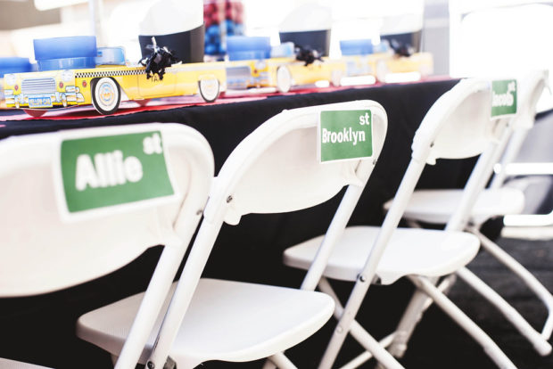 Boys New York City Chair Seating Ideas