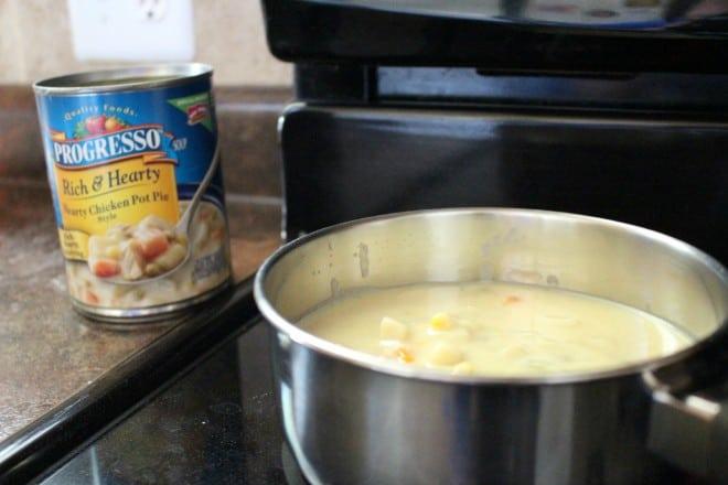 Progresso Rich & Heaty Soup