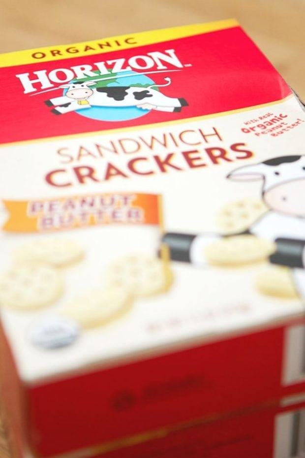 Horizon Peanut Butter Sandwich Crackers