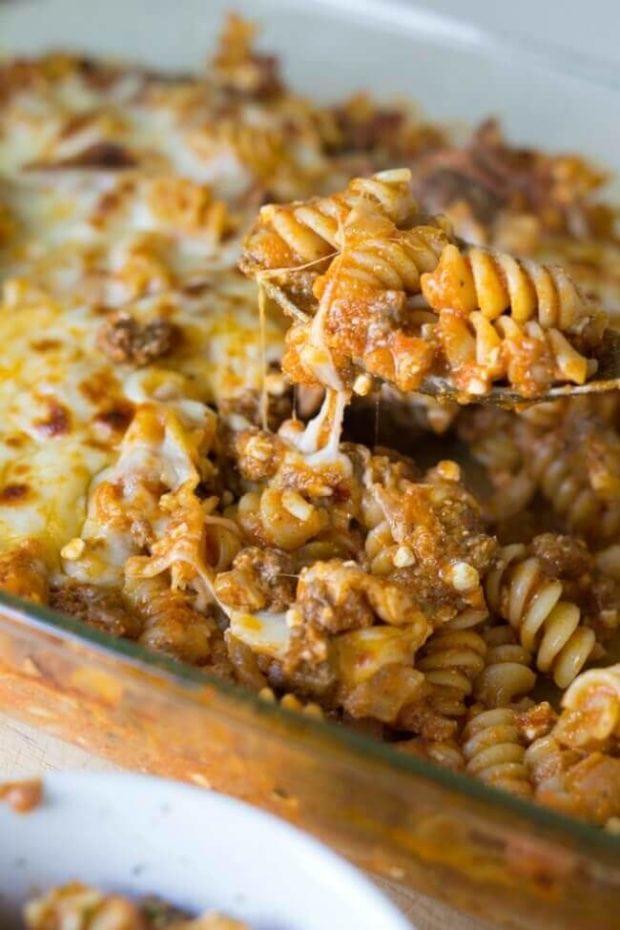 Mixed Up Lasagna Recipe