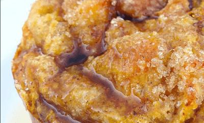 Unique Bread Pudding Recipe Idea