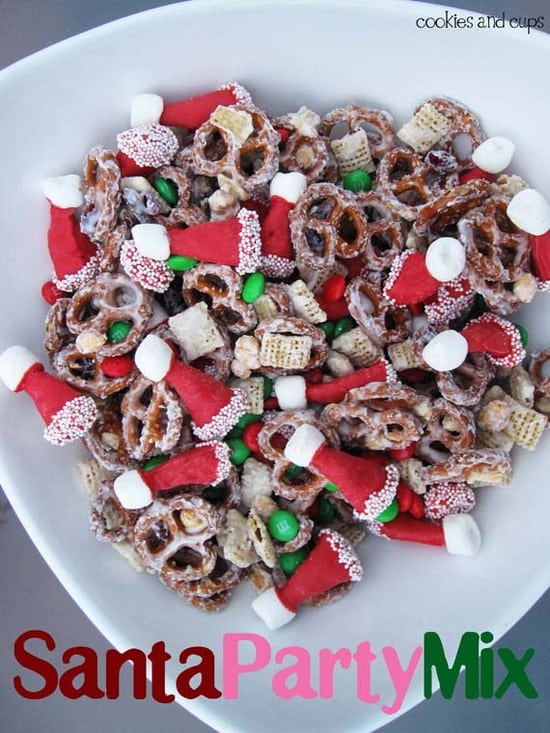 28 Santa Hat Party Mix