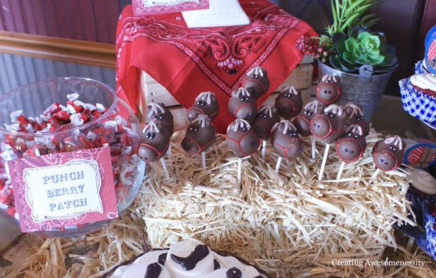 Western Theme Party Ideas Food