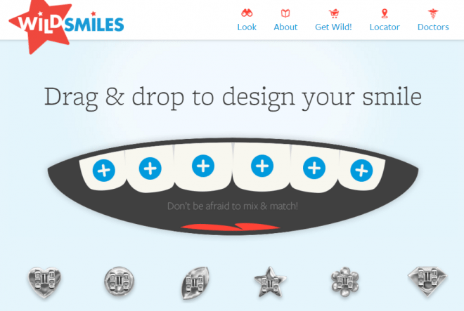 Design Your Own WildSMiles