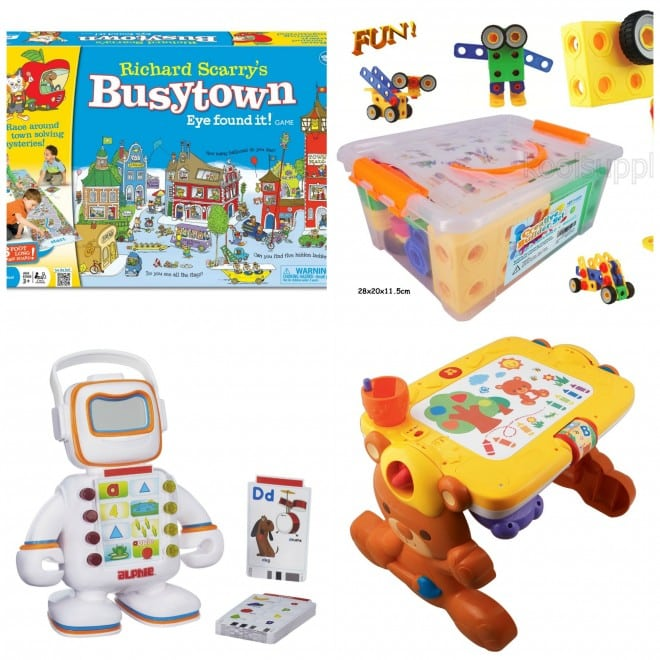 Educational Toy Ideas for Kids