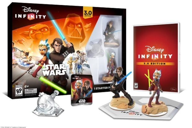 Disney Infinity Prize Package