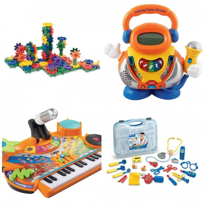 Fun Educational Toy Ideas for Christmas