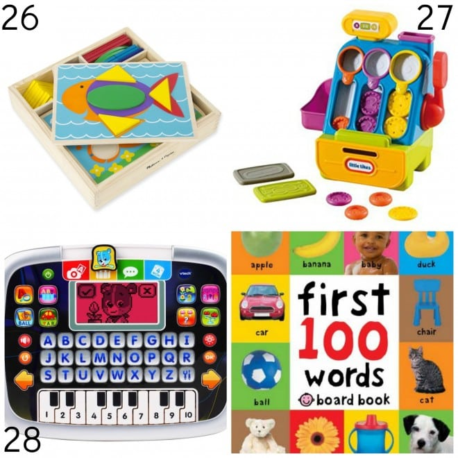 Fun Educational Toys for Christmas