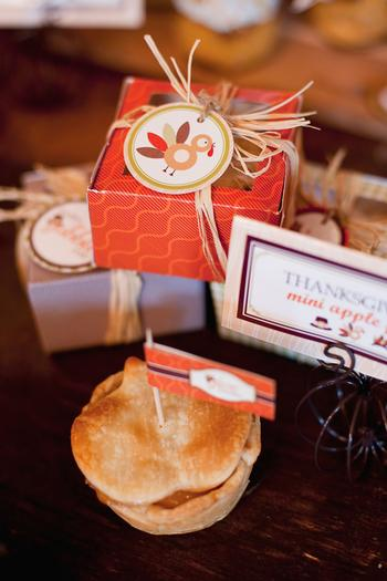 Thanksgiving Party Dessert Ideas