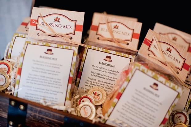 Thanksgiving Party Favor Ideas