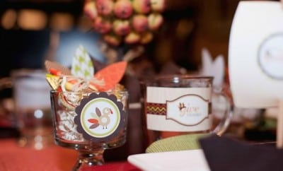 Thanksgiving Party Feature
