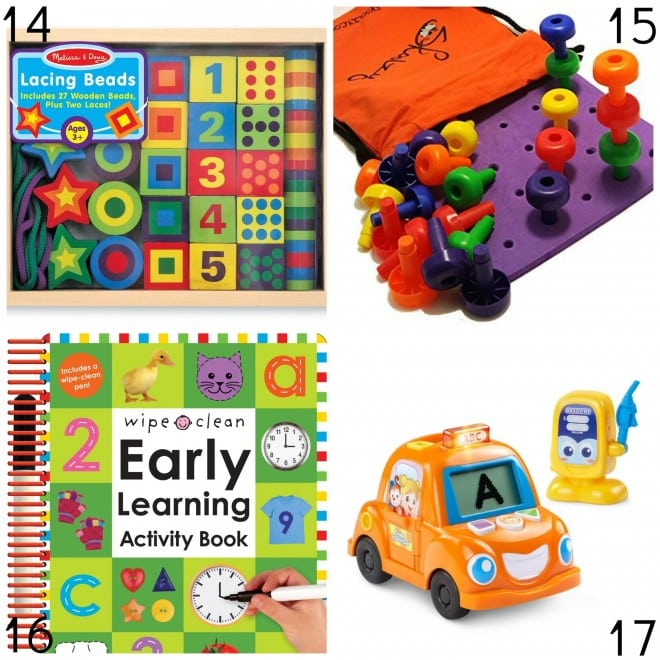 Toddler Educational Gift Ideas