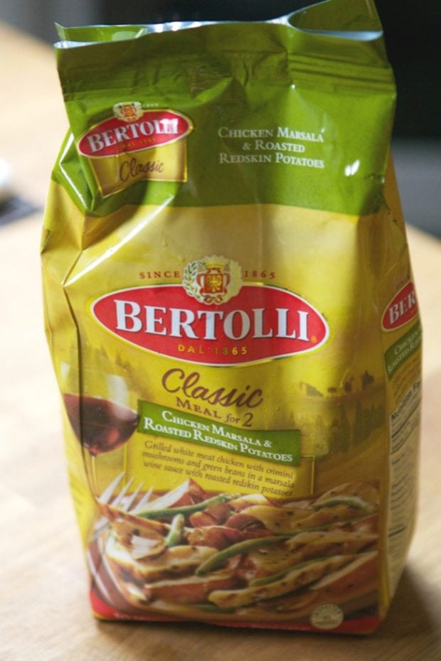 Bertolli Classic Meals for 2
