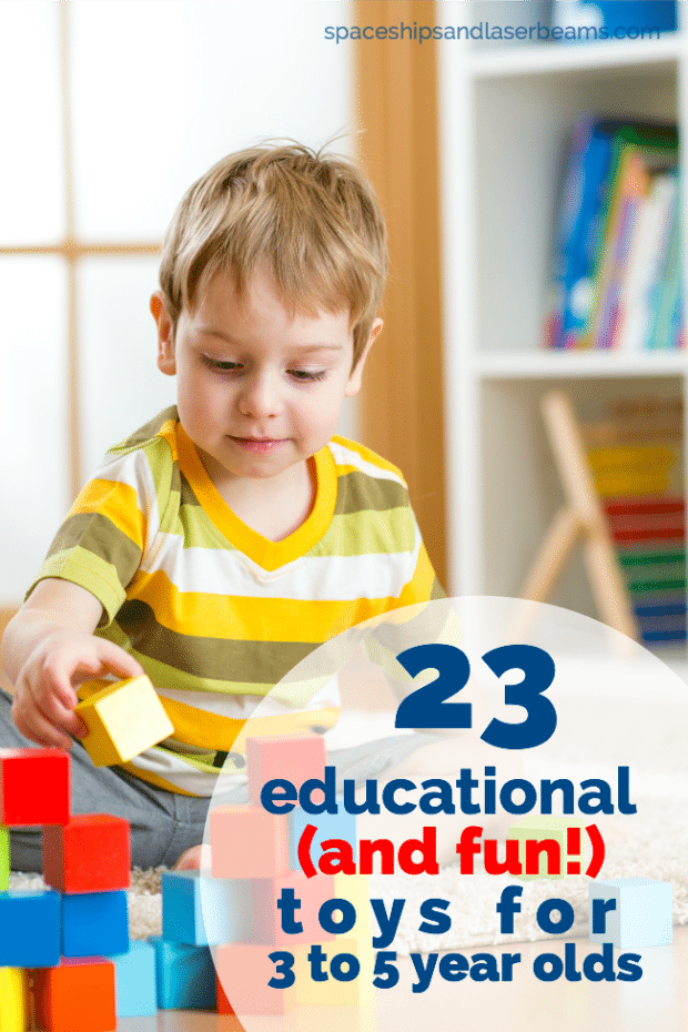 Educational Toys For 5 Year Olds : Best educational toys for year olds wow