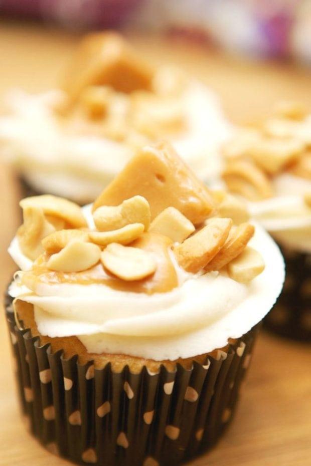 caramel-cashew-cupcake-recipe