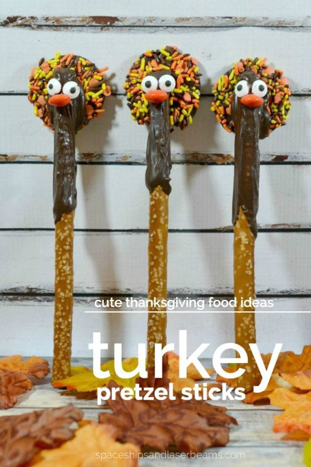 Cute Thanksgiving Food Ideas for Kids