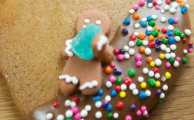 Cute Gingerbread Cookie Gift Ideas