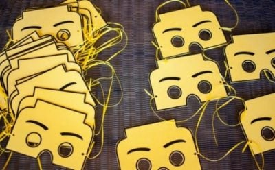 feature0Boys Lego Themed Birthday Party Mask Ideas