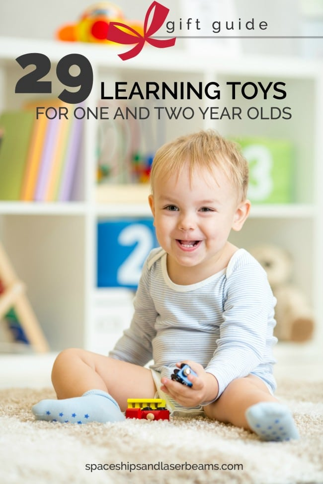 29 Learning Toys for One and Two Year Olds