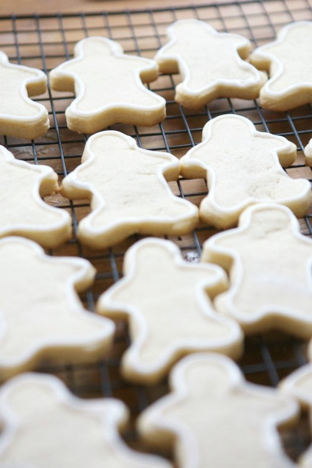 Decorating Ideas for Sugar Cookies at Christmas