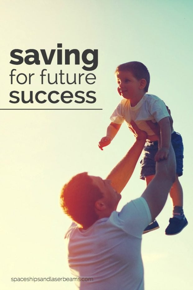 Saving for Future Success