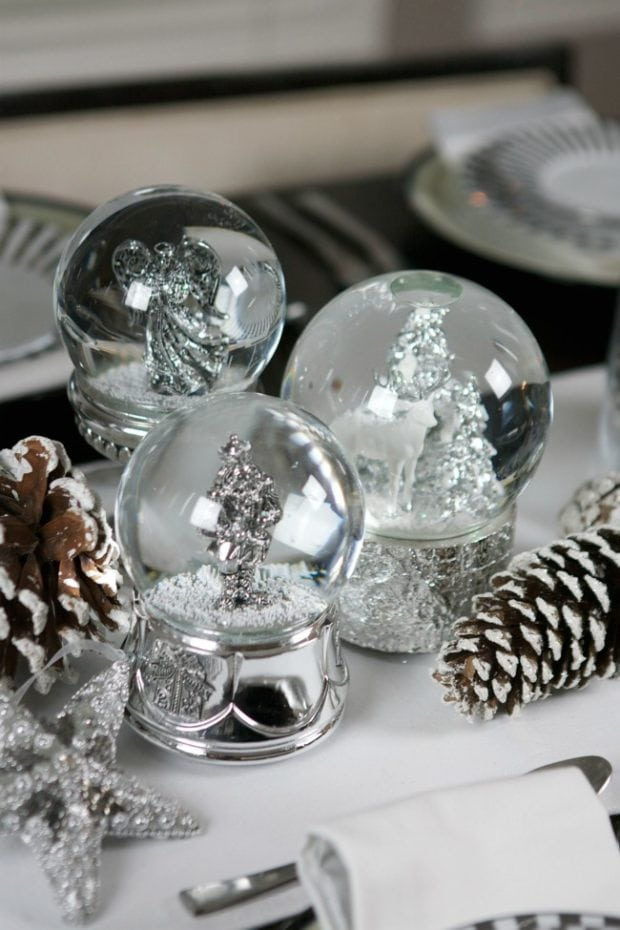 Snow Globe Party Ideas
