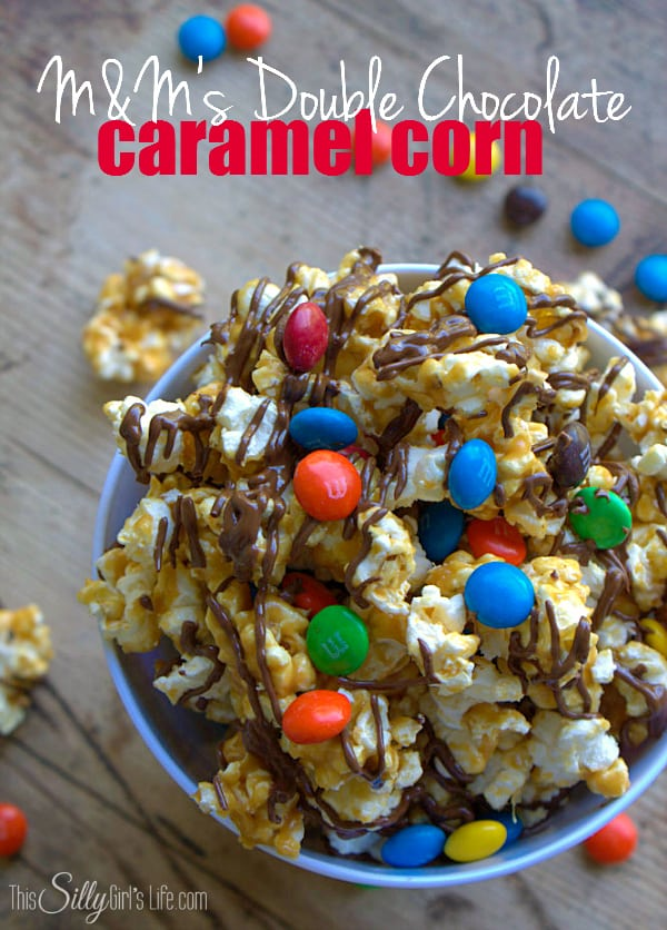 Double Chocolate Caramel Corn
