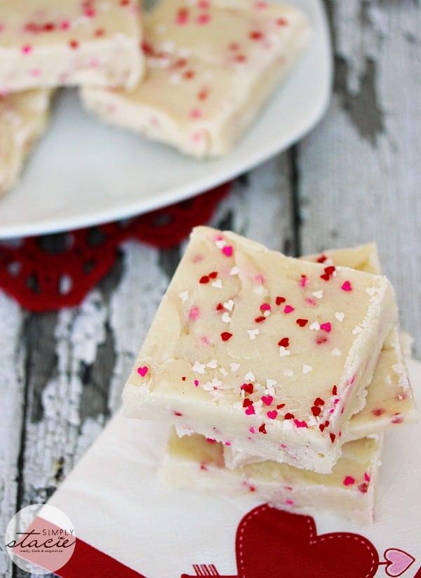 Cake Mix Fudge