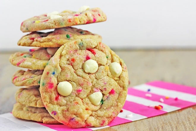 29 Cake Batter Cookie Recipes Spaceships and Laser Beams