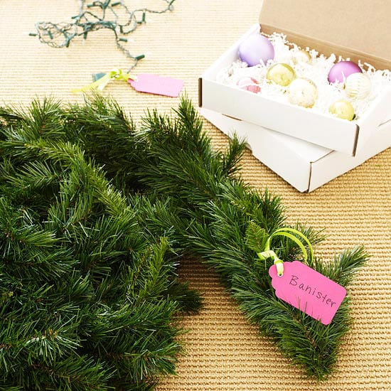 Label Your Decorations