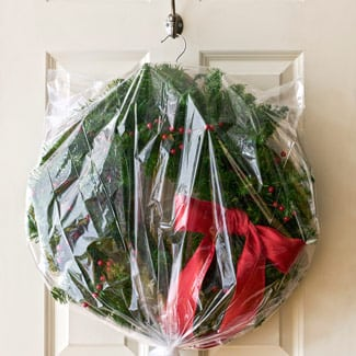 Wreath Storage