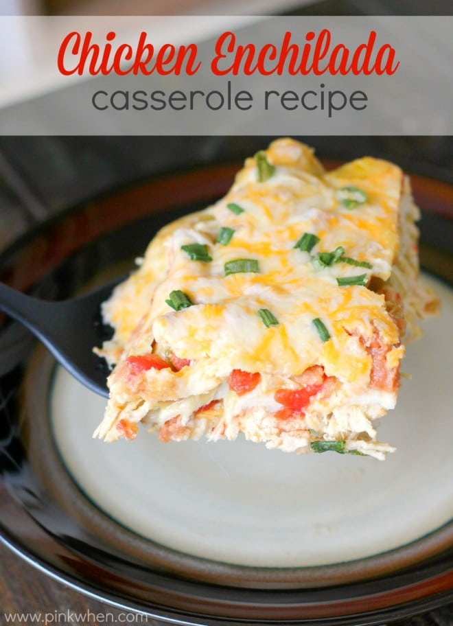 Chicken And Artichoke Enchilada Bake Recipes — Dishmaps