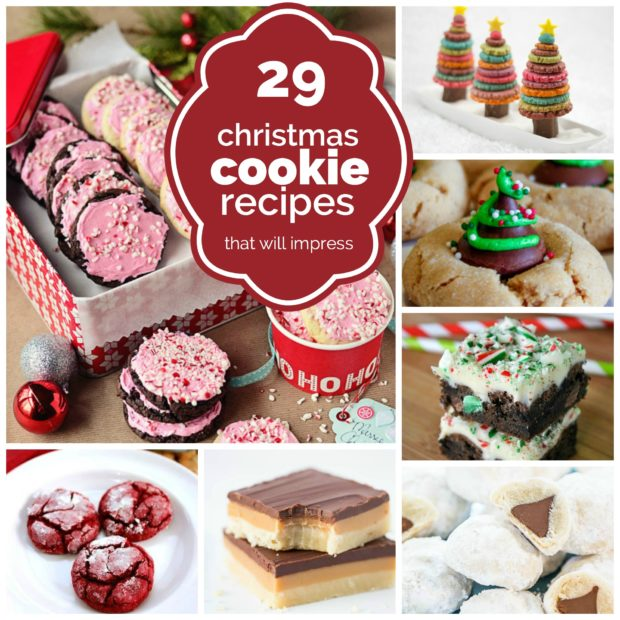 Awesome cookie recipes for Christmas