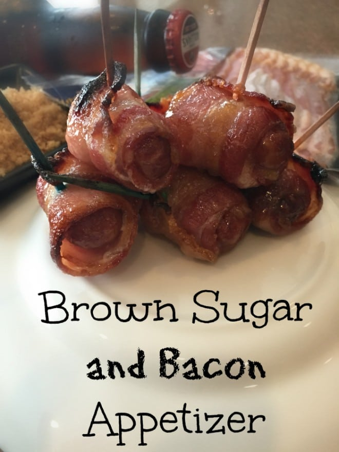 Brown Sugar & Bacon Appetizer