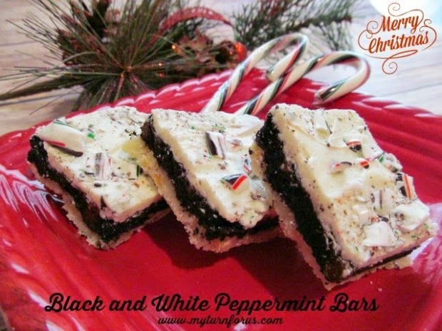 9 Chocolate Peppermint Bars